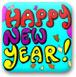 新年快乐着色