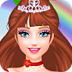 长发公主和芭比装扮