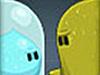 神奇蓝水人双人版