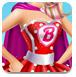 芭比的超人服飾