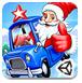 圣诞老人开卡车
