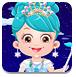 可愛寶貝變身冰雪公主