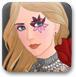 Lady Gaga化妆师