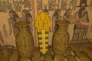 埃及法老墓逃脫