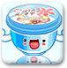 彩豆冰淇淋