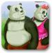 放屁熊貓約會