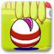 彩蛋吃鸡腿