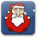 圣诞老人接礼物