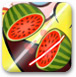 海绵宝宝削水果