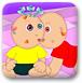 宝宝偷吻小妹妹2