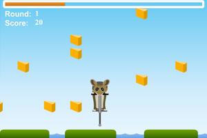 跳跃的小老鼠