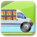水果运输车
