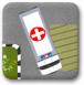 街头停靠救护车