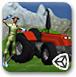 农场拖拉机试驾