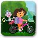 朵拉自行车去郊游