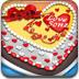 2013浪漫情人节蛋糕