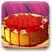 覆盆子芝士蛋糕