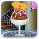 美味的冰淇淋