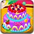 美味的草莓蛋糕