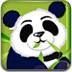 照顾可爱大熊猫