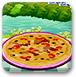 金枪鱼比萨
