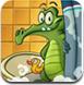 鳄鱼小顽皮爱洗澡中文版