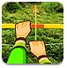 绿色森林找箭靶