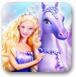 芭比公主和飞马