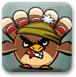 不愤怒的小鸟感恩节版