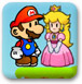 马里奥拥抱公主