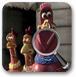 养鸡场里找字母