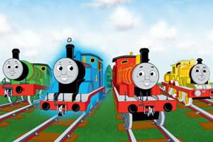 托马斯和朋友鸣汽笛中文版
