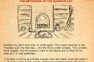一只猫引发的故事